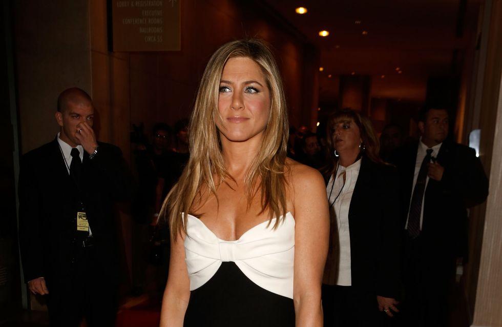 Jennifer Aniston : Sa mère et sa meilleure amie bannies de son mariage