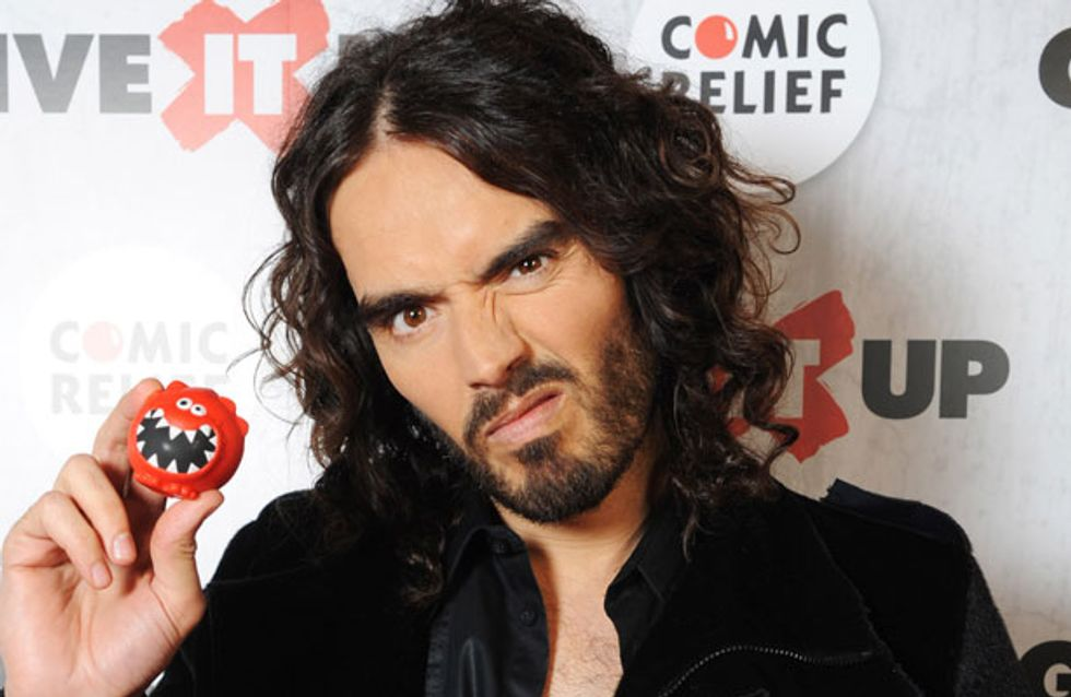 """Russell Brand """"dating Chelsea Handler's 23-year-old stepdaughter"""""""