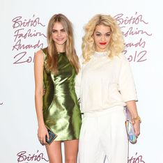 Cara Delevingne and Rita Ora plan joint Topshop clothing line
