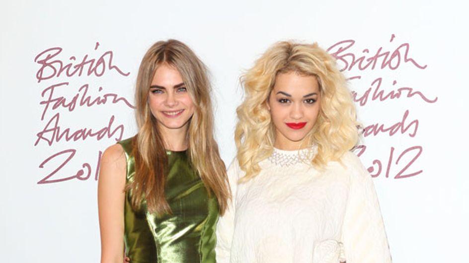 Cara Delevingne and Rita Ora plan joint Topshop clothing line