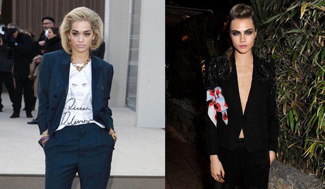Cara Delevingne and Rita Ora in talks with Topshop