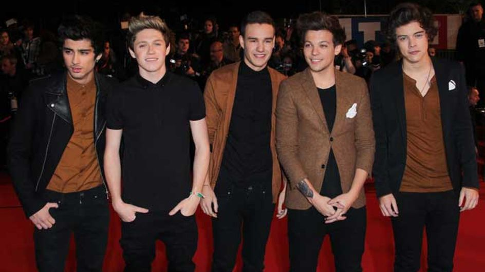 """Writing credits and a perfume: One Direction slammed as """"money hungry"""""""