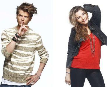 Gautier et Clara