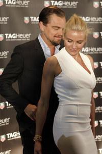 Leonardo DiCaprio and Cameron Diaz