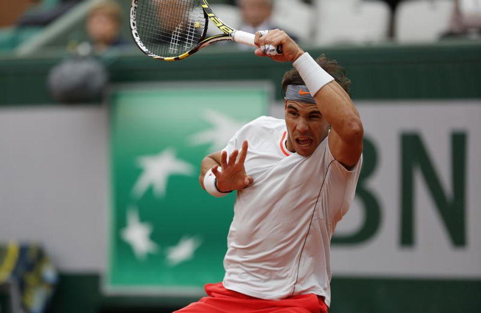 Roland Garros : Les joueurs et leurs tics