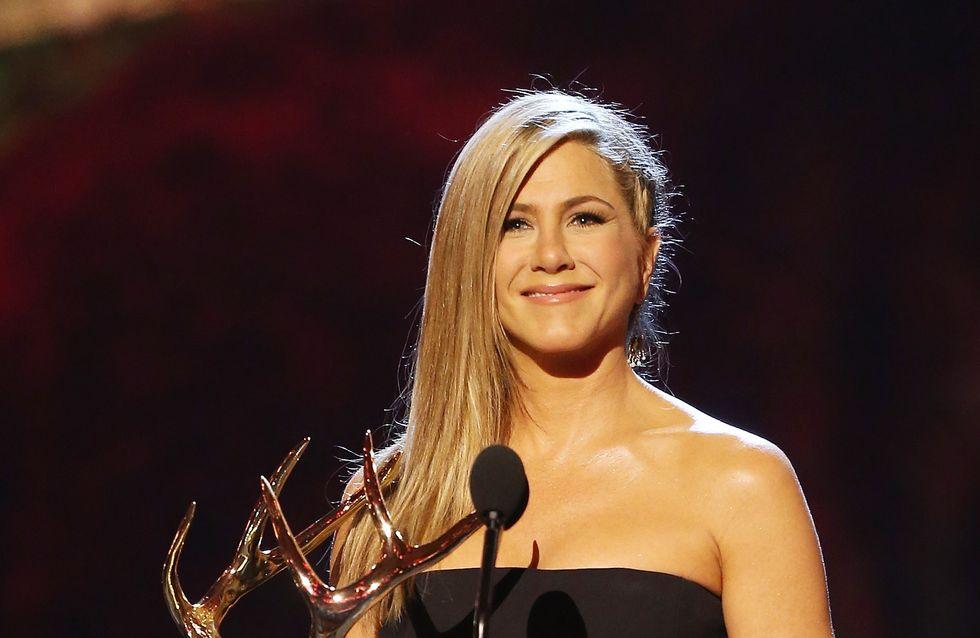 Jennifer Aniston : Elle ose une nouvelle coiffure (Photos)