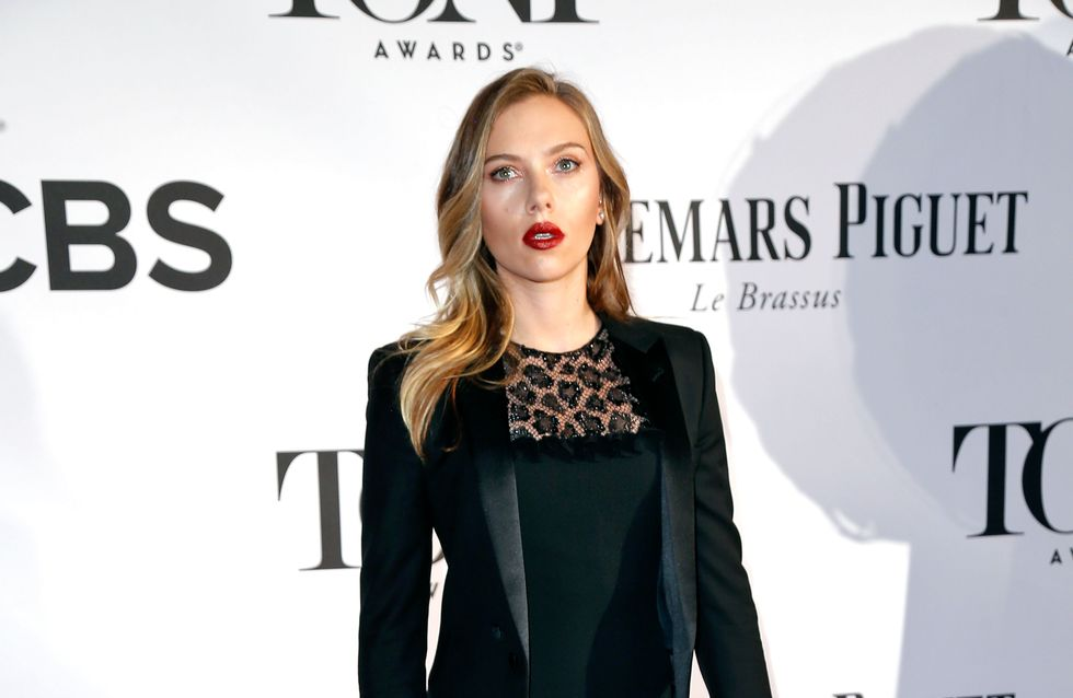 Scarlett Johansson : Plus mince que jamais (Photo)