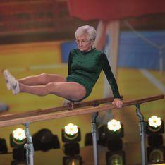 Johanna Quaas, 86 ans, supermamie et reine des barres parallèles (vidéo)