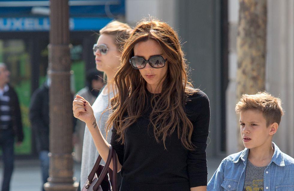 Victoria Beckham : Oui elle a de l'humour, la preuve !