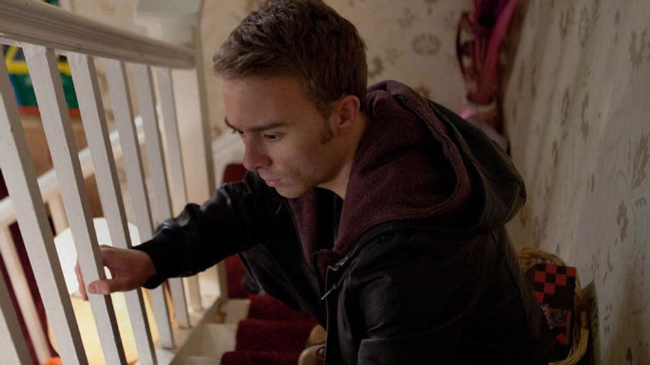 Coronation Street 17/06 - David finds out about Nick and Kylie