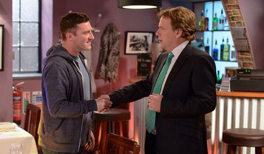 Carl confronts Ian over Dereck's lock box