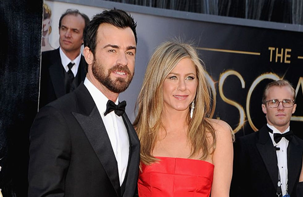 Jennifer Aniston and Justin Theroux wedding pushed back to Christmas?
