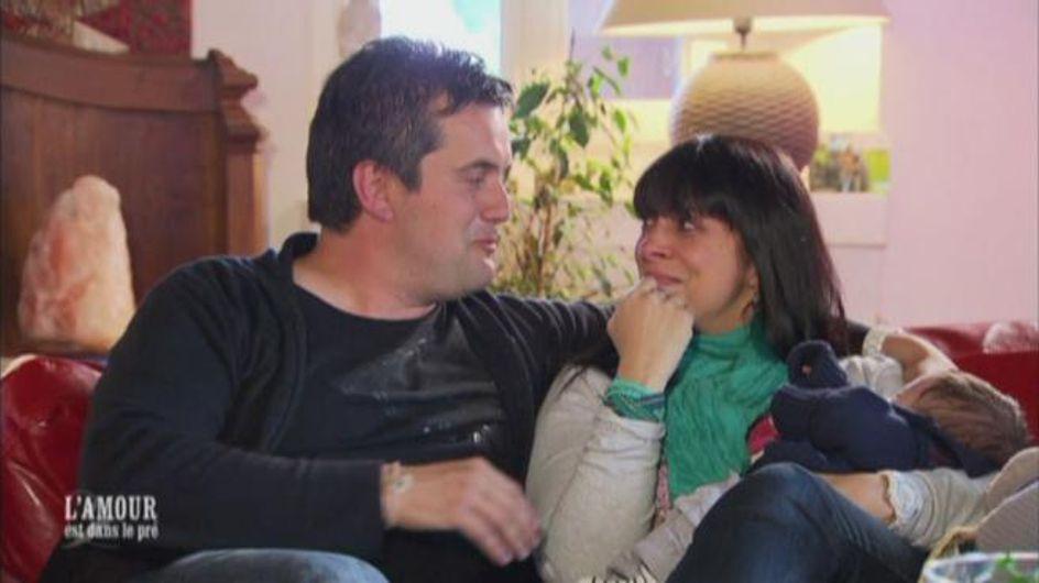 L'Amour est dans le pré : Pierre et Frédérique nous présentent leur petit Gabriel (Vidéo)