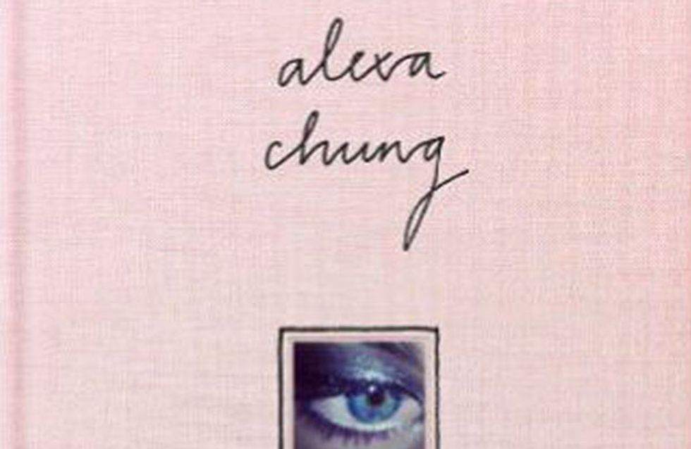 Alexa Chung book release: Get your 'It' girl read now