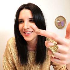 Manucure cuir Vs Manucure ardoise dans La Beauté selon Caro (Vidéo)