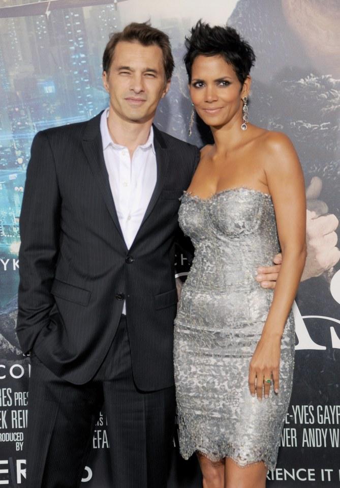 Halle Berry et Olivier Martinez