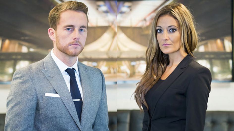 The Apprentice 2013: Kurt Wilson and Natalie Panayi sent home in shock double firing