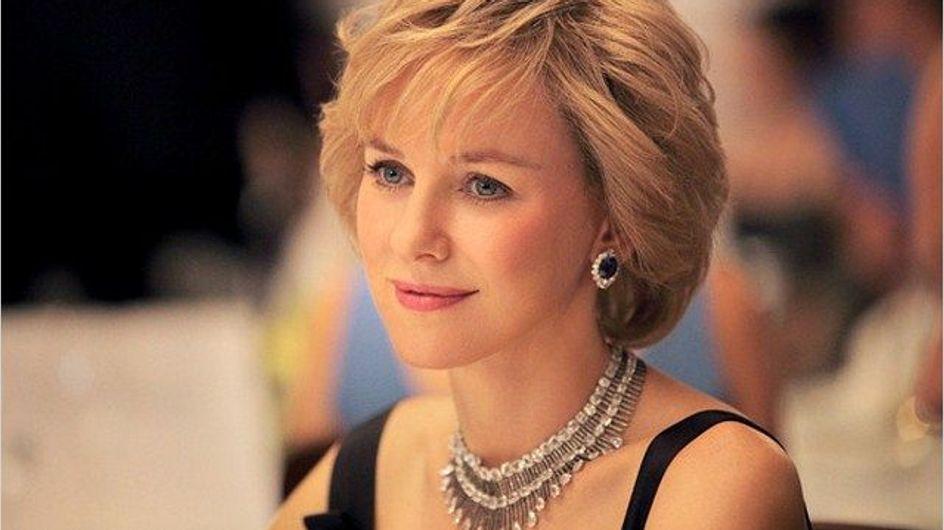 Naomi Watts en Lady Di : Découvrez les premières images du film (Vidéo)