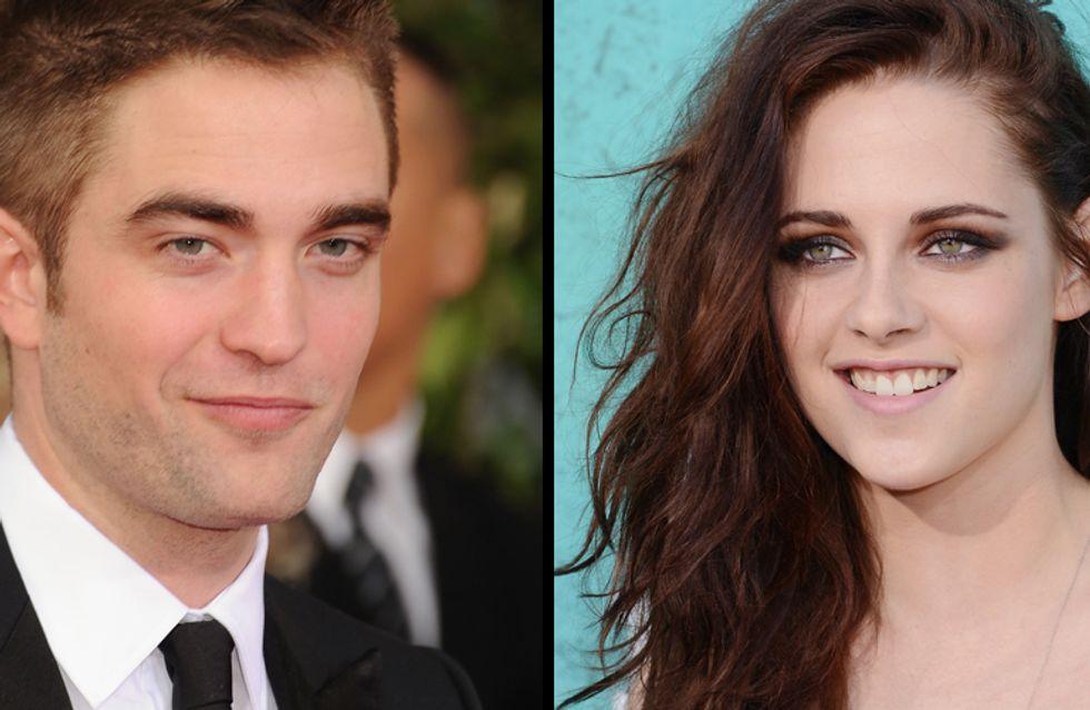Kristen Stewart et Robert Pattinson : Ils se battent pour les chiens