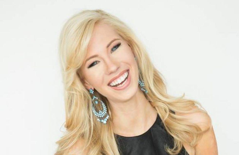 Nicole Kelly, née sans avant-bras, devenue Miss Iowa, est notre femme de la semaine