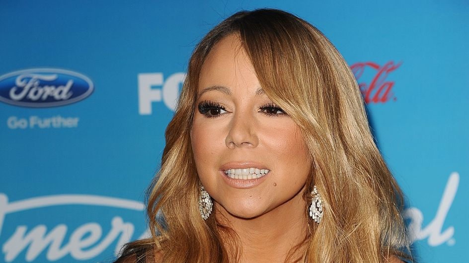 Mariah Carey : Belle au naturel dans The Butler