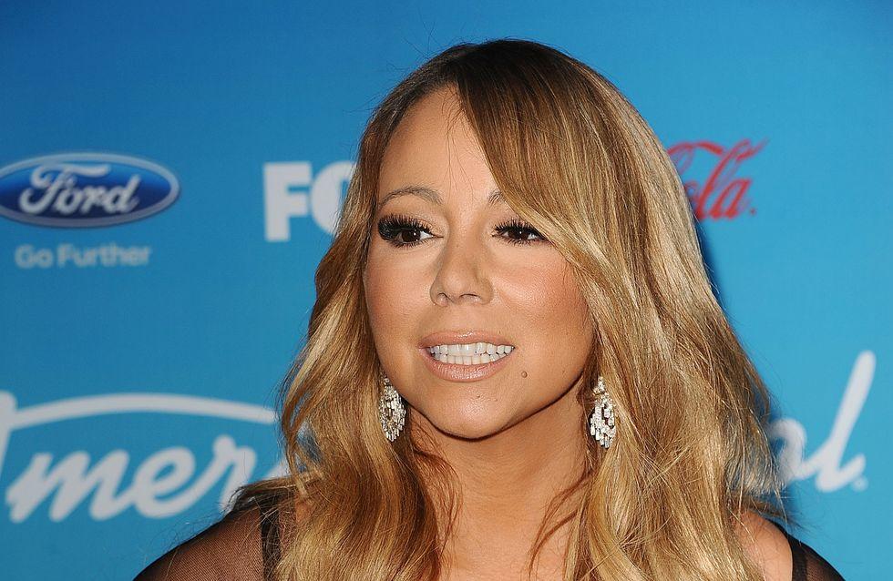 Mariah Carey : Belle au naturel dans The Butler