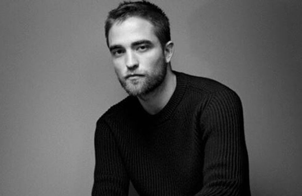 Robert Pattinson new face of Dior Homme fragrance