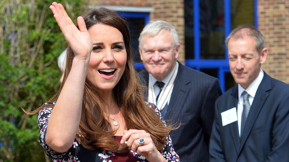Kate Middleton enceinte : Son plan d'urgence pour la naissance du bébé