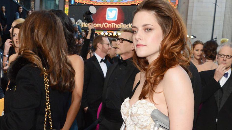 "Kristen Stewart feels ""betrayed"" by Katy Perry and Robert Pattinson"