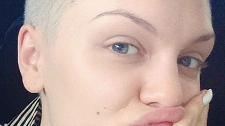 Jessie J hair: Singer starts growing out her buzz cut