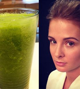Chlorella smoothies: The secret green smoothie that stars and supermodels swear by!