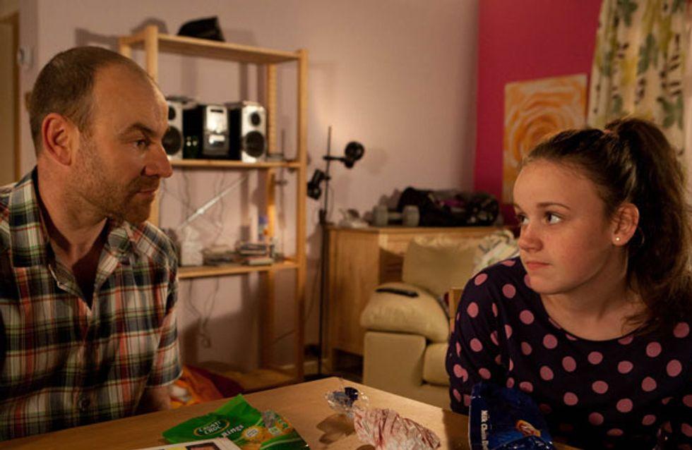 Coronation Street 28/06 - Faye's lies leave her home alone
