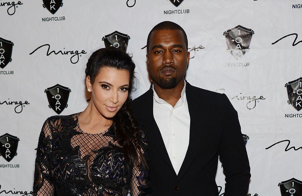 Kim Kardashian : Un mariage intime avec Kanye West