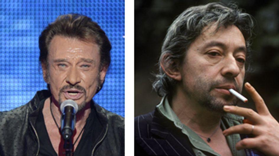 Gainsbourg et Johnny : Les sosies s'affrontent au tribunal