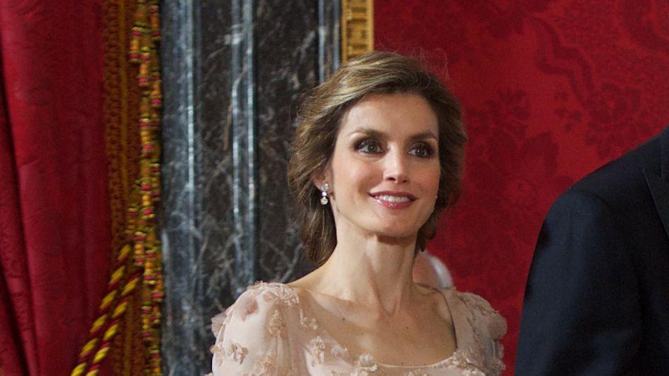 Letizia d'Espagne : Ravissante princesse aux côtés de Felipe (Photos)