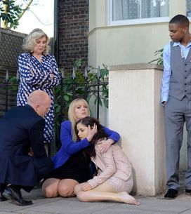 EastEnders 24/06 - Lauren's gone missing