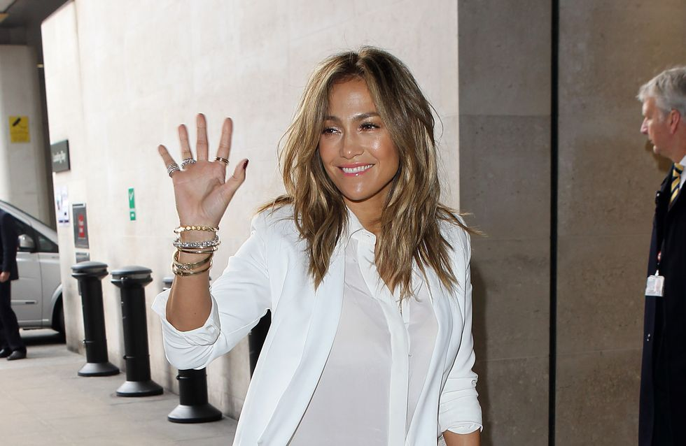 Jennifer Lopez : Bientôt un bébé avec Casper Smart ?