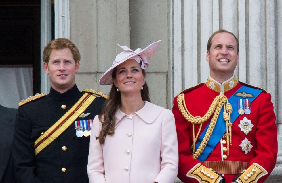 Kate Middleton : Dernière sortie officielle avant d'accoucher (Photo)