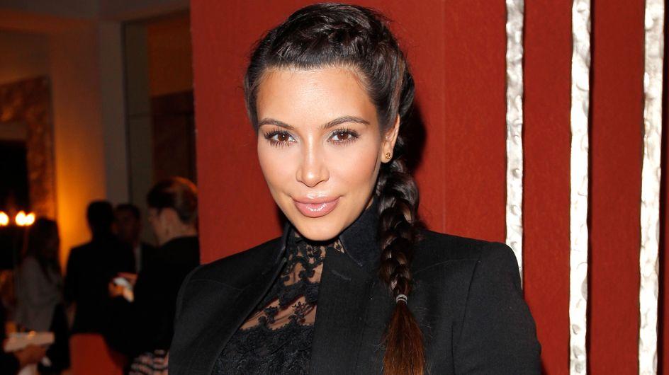 Kim Kardashian : Elle serait en train d'accoucher !