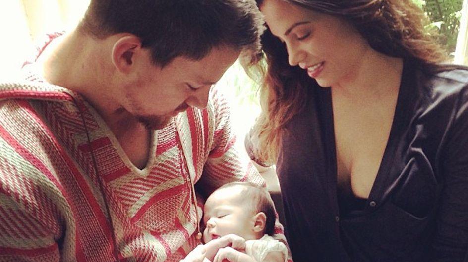 Channing Tatum : Les premières photos de son bébé