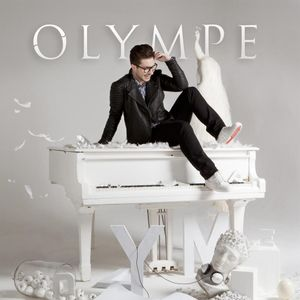La pochette de l'album d'Olympe