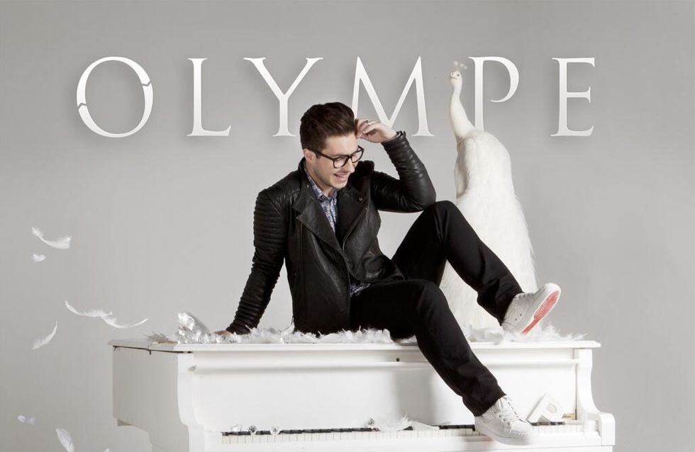 Olympe (The Voice) : Découvrez la pochette de son premier album (photo)