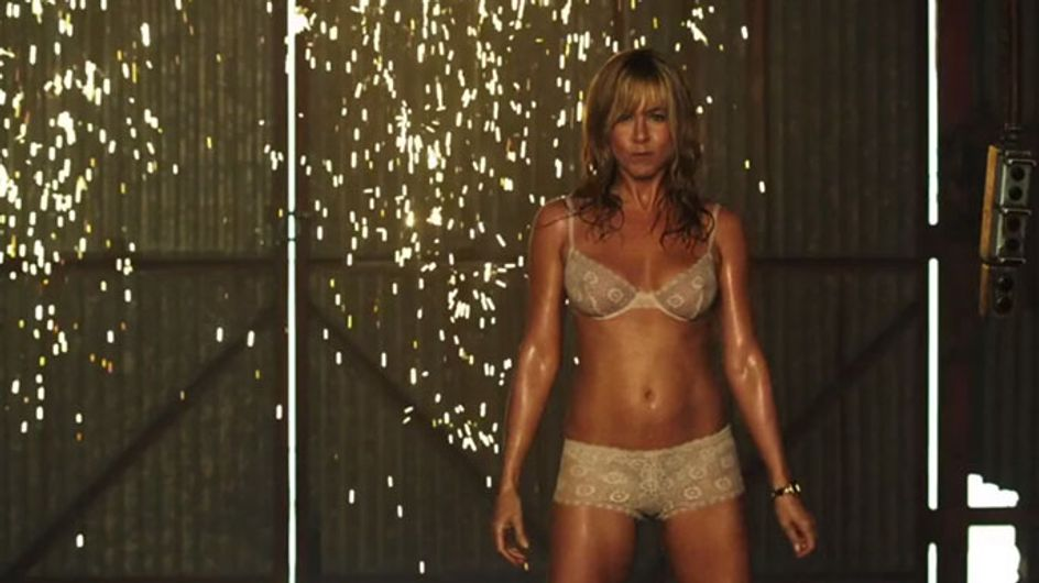 Justin Theroux encourages Jennifer Aniston to cook naked