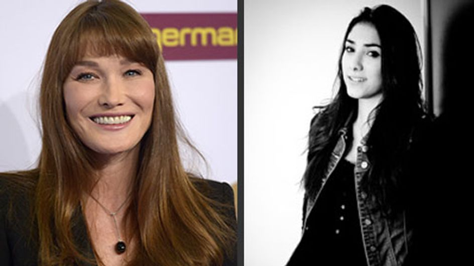 Carla Bruni : Elle encourage Sarah Bismuth (The Voice)