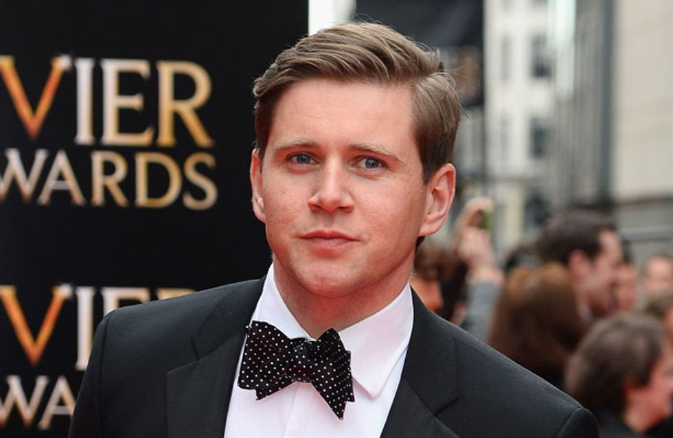 Revealed: Downton Abbey star Allen Leech's behind-the-scenes romance