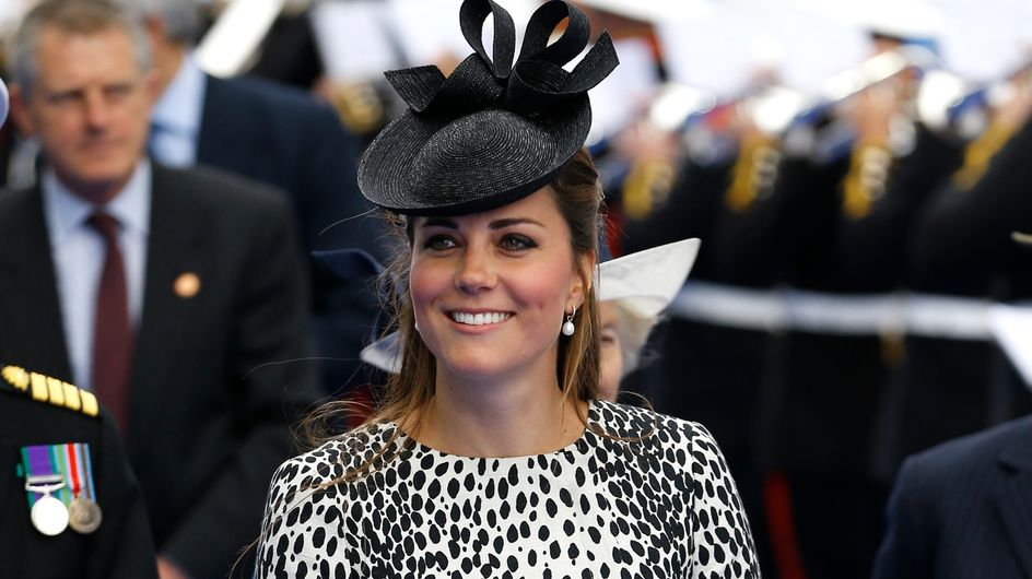 Los looks premamá de Kate Middleton