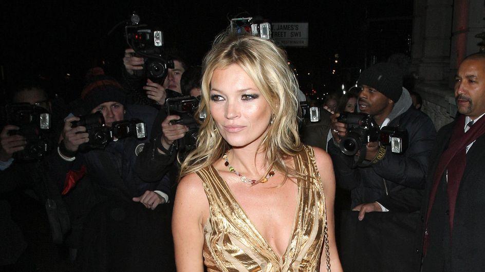 Kate Moss posará en el 60 aniversario de Playboy