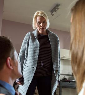 Hollyoaks 24/06 - Patrick is trapped at the hands of Anna