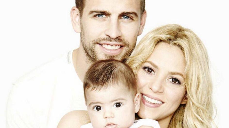 Shakira felicita a Piqué por el Día del Padre en Colombia