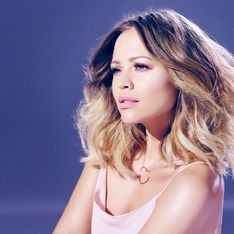 Kimberley Walsh launches Ready to Glow campaign